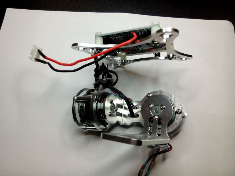 008_03 - Light Brushless Gimbal