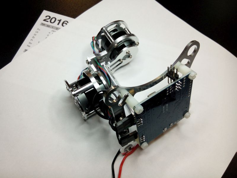008_04 - Light Brushless Gimbal