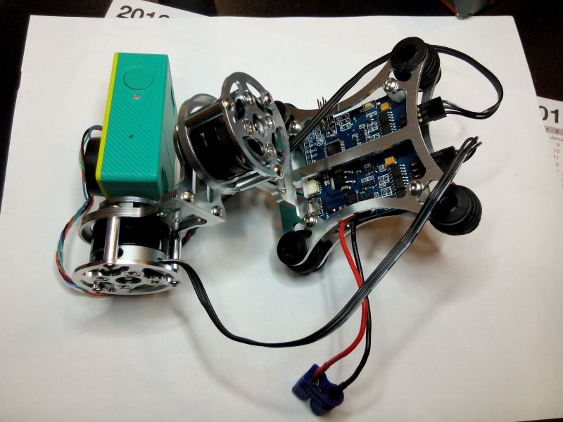 008_11 - Light Brushless Gimbal