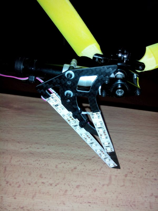 012_04 - Tarot 450 PRO upgrade