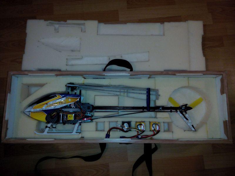 012_06 - Tarot 450 PRO upgrade