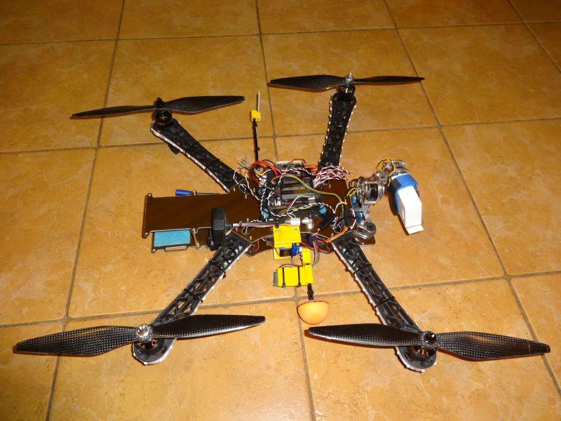 018_16 - Copter folding antennas